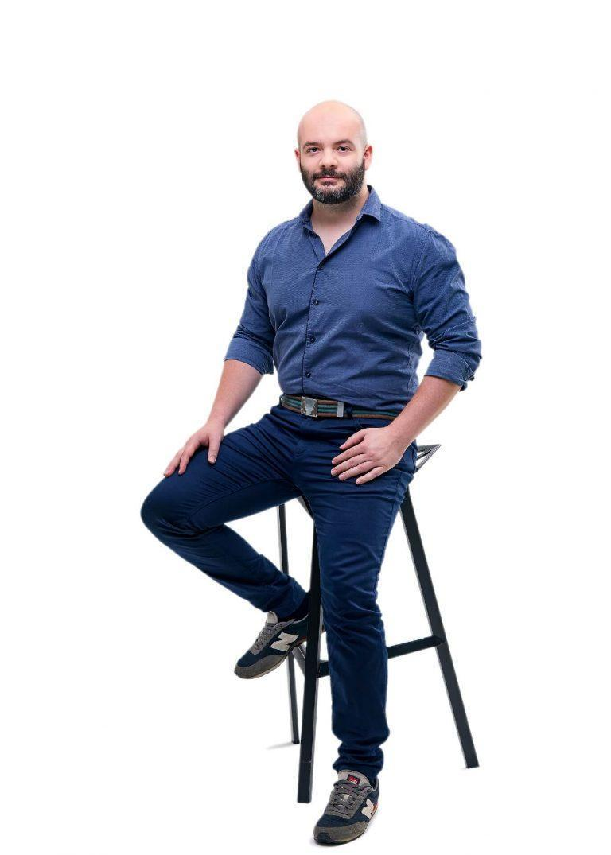 Mezey Tamás, partner, vezető dizájn építész