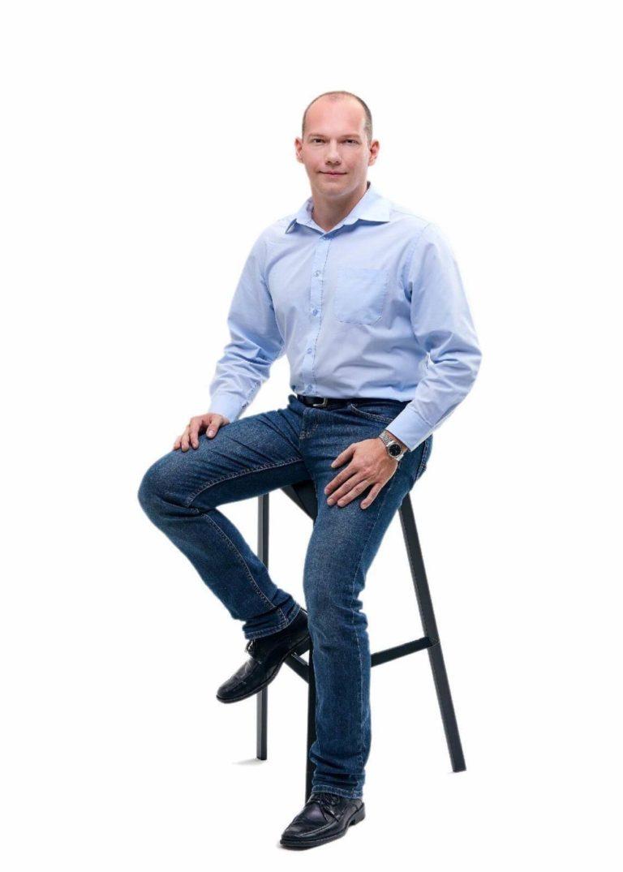 Hollókövi Zoltán, partner, épületgépész vezető tervező