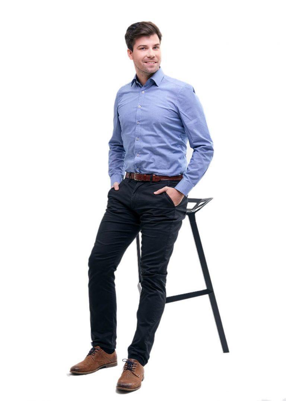 Bagi Levente Barnabás, épületgépész tervező