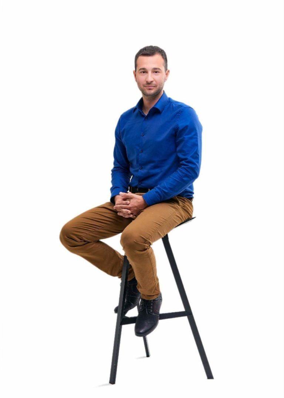 Köffer Ákos, épületgépész tervező