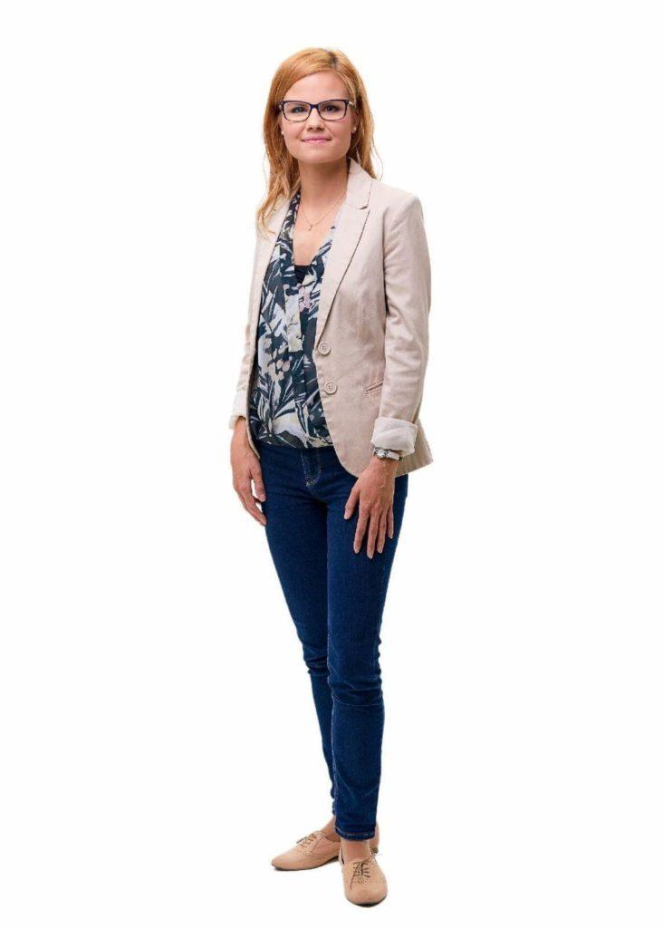 Lente-Papp Linda, építész