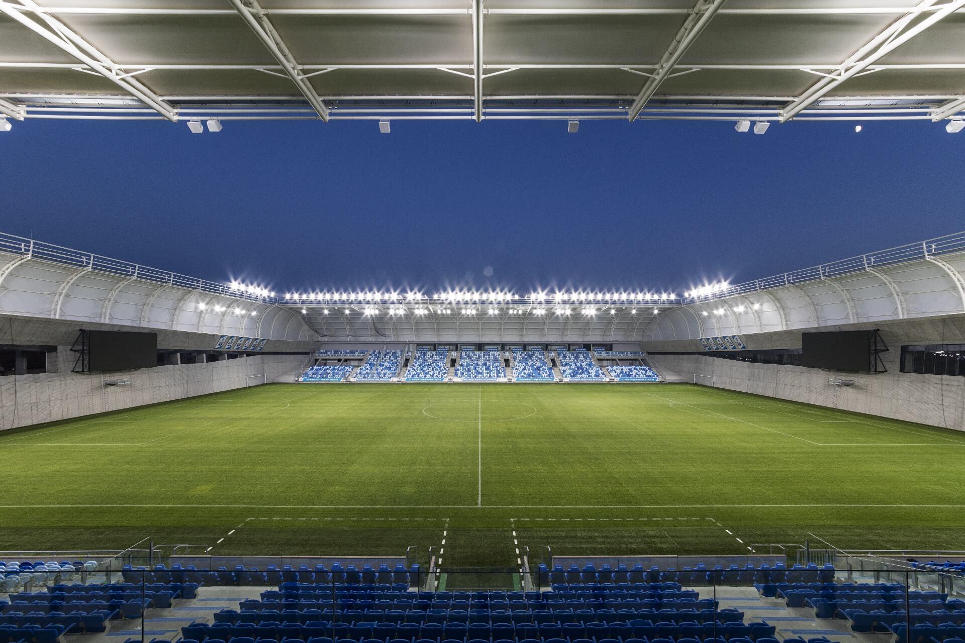MTK Stadion aréna este