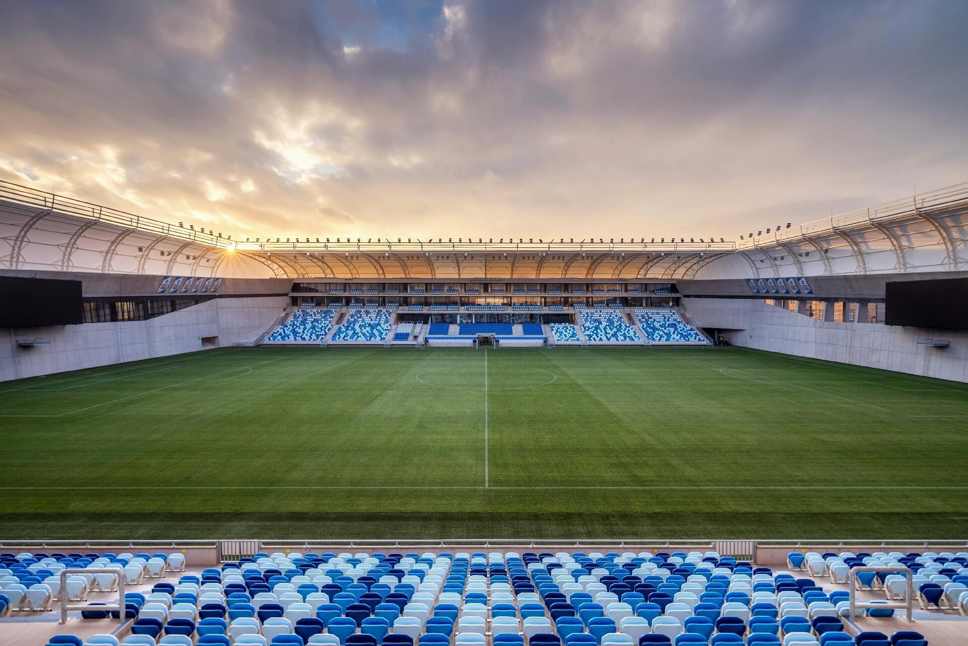 MTK Stadion lelátó