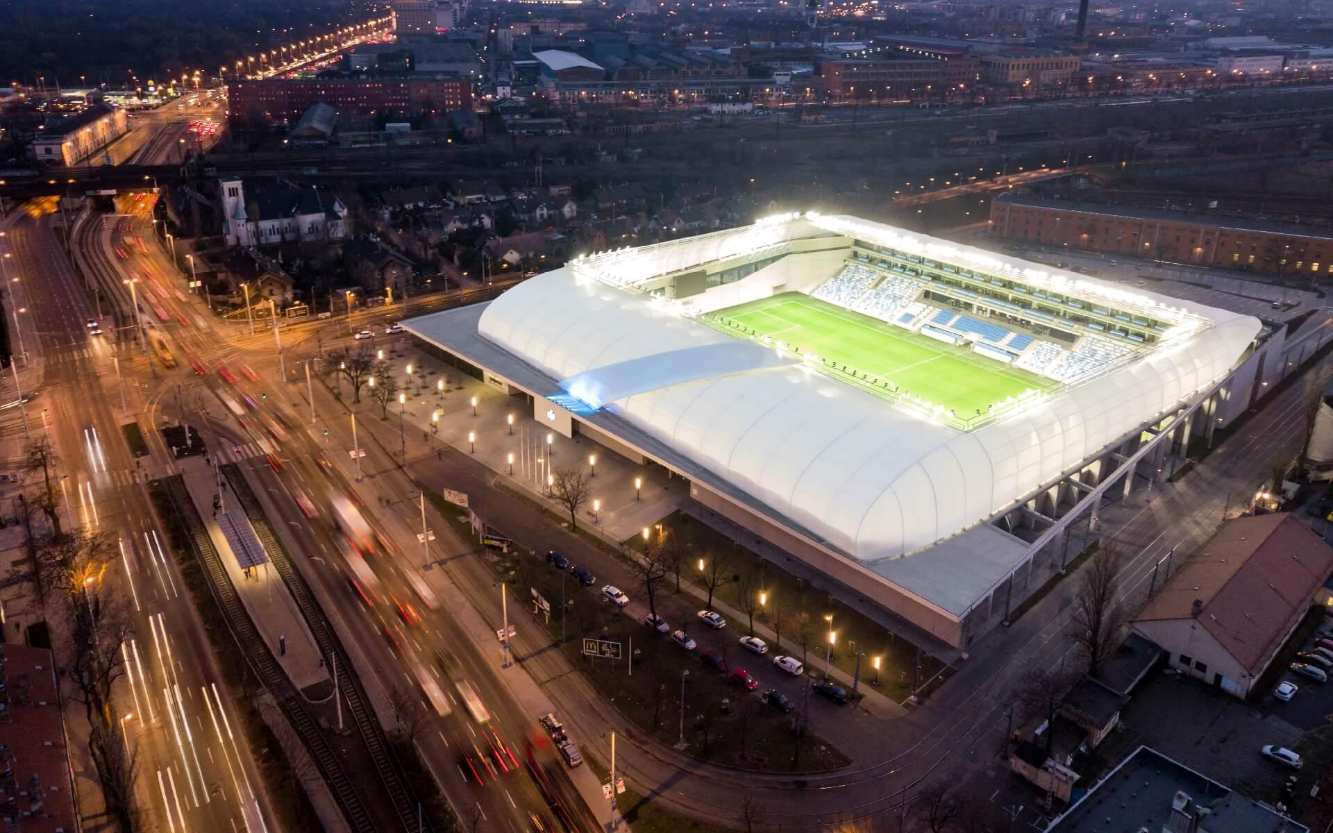MTK Új Hidegkuti Nándor Stadion